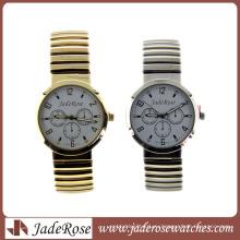 мода сплава наручные часы для подарка