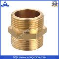 "1/2""-2"" Brass Nipple Pipe Fitting (YD-6001)"