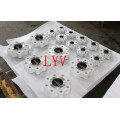 Clapet anti-retour industriel de l'acier inoxydable Sttel API de carbone fait par l'usine professionnelle