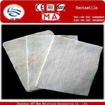 100% Polyester Short Fiber Needle Punched Nonwoven Geotextile