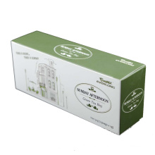 Teabags verde em câmara dupla (25 saquetas de chá)