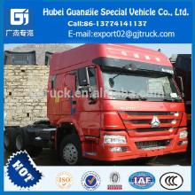 Trator de Sinotruk HOWO, caminhão do trator HOWO, caminhão de Sinotruk HOWO, caminhão do trator de HOWO 6X4 / caminhão de reboque Trator de Sinotruk HOWO, caminhão do trator HOWO, caminhão de Sinotruk HOWO, caminhão do trator de HOWO 6X4, 266hp, 290hp, 33