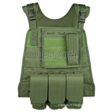 Tactique militaire veste gilet de combat gear gear combat armée ISO et SGS Standard
