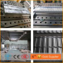Alibaba Color Stone Sandstrahlen beschichtet Stahldach Maschine in China für Nigeria gemacht