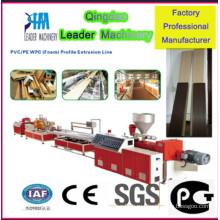 Производственная линия WPC (древесно-палстиковые композиты)