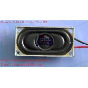 Altavoces multimedia para la enseñanza del equipo L40 * W20 * H8.4 mm 8 Ohm 2,0 vatios