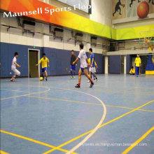 Indoor / Outdoor profesional de PVC Futsal / Fútbol de suelo