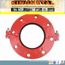 ASTM A395 Class 150 Ductile Iron Grooved Flange
