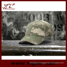 New Arrival Cotton Tactical Baseball Cap with Adjustable Military Cap for Men Sun Hat Outdoors Cap Tactical Gear Bone