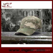 Nova chegada algodão tático boné com tampão militar ajustável para homens chapéu de sol ao ar livre Cap Tactical Gear osso