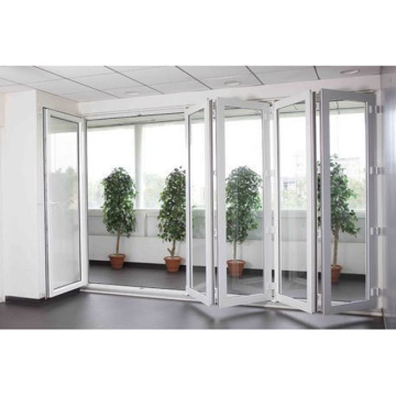 Lingyin Construction Materials Ltd Top Quality Folding Sliding Door System For Aluminium Folding Door