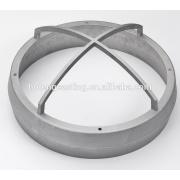 OEM/ODM AluminIum Die Casting Light Cover