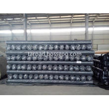 PP or PE flit yarn woven geotextiles