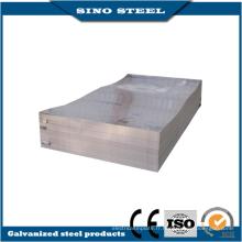 Jisg3302 Dx51d galvanisé de tôle d'acier pour matériel de toiture