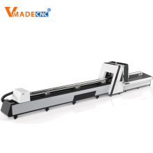 Metal Pipe Laser Cutting Machine 1000W