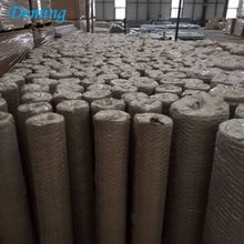Reasonable Price PVC Coated Hexagonal Rabbit Wire Mesh