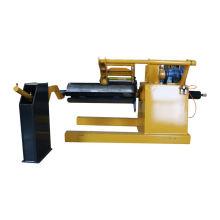 Slitting Line Simple Narrow Metal Plate Slitting Line Machine