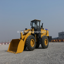 Wheel Loader Yard Batubara