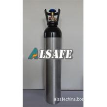 Customized High Pressure Aluminium CO2 Gas Cylinder
