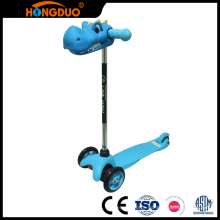 Assured products cheap kids 3 wheel mini stand up kick foot scooter