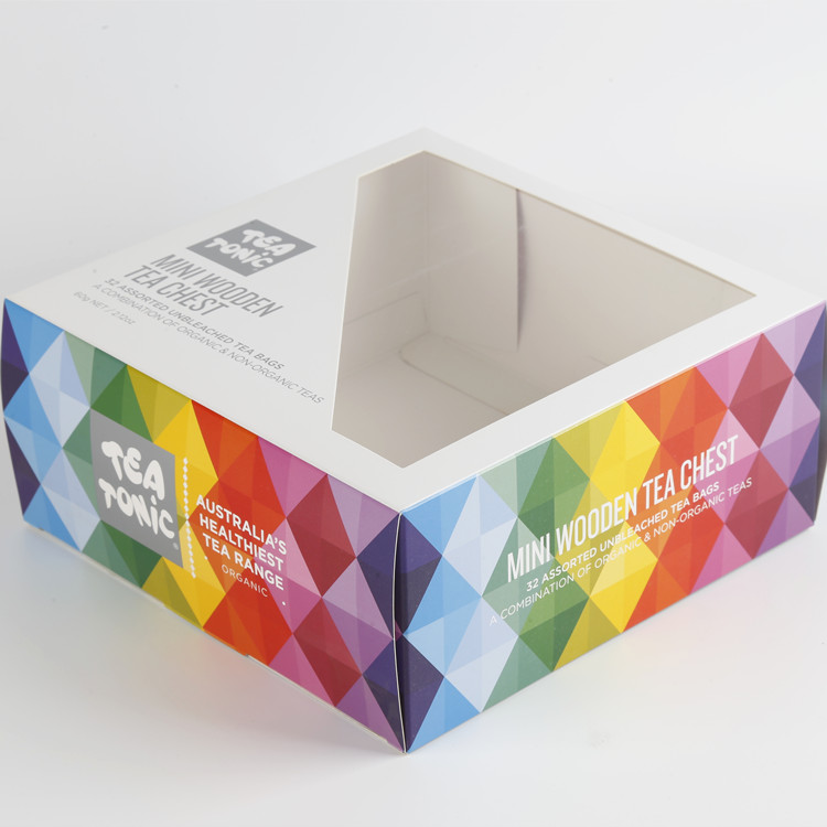 Cardboard Paper Box Packaging