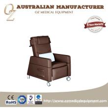 Cadeira de infusão médica Cadeira de reclinável por atacadoTransfusion Couch