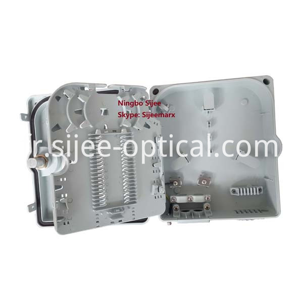 FTTH Waterproof Fiber Optic Splice Box