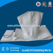 Industrial filter bag for bag filters