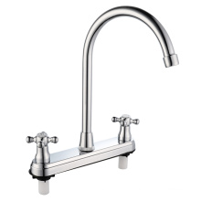 ABS Tap Mixer with Chrome Finish (JY-1031)