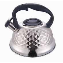 Hervidor silbante para té y café patrón especial