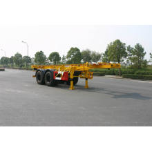 20ft Skeletal Two Axles Container Trailer Chassis (HZZ9402TJZ)