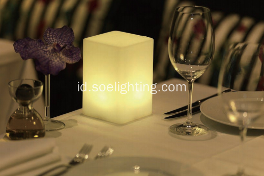 Lampu LED Table RGB