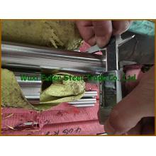 Barra redonda de aço inoxidável da qualidade superior ISO AISI 430