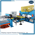Machine de fabrication de dômes en aérosol en acier inoxydable
