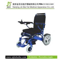 Cadeira de rodas dobrável elétrica do caminhante