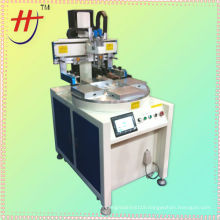 AT HS-260PME/4 4 station turntable servo printing machine for EL, touch panel