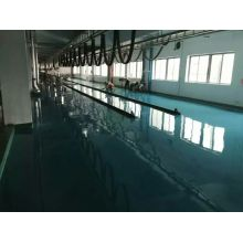 Factory oily epoxy mortar floor paint