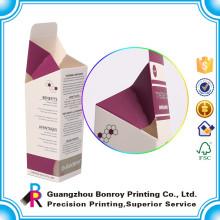 C1S Kunstdruckpapier Geschenkbox für Parfüm