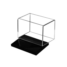 Wholesale factory price customized size clear acrylic toy storage display box
