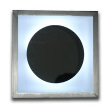 Wall Mounted Mirror, Suitable for Hotel, Restaurant and Home, Measures 400 x 400 x 85mm
