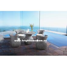 Новый дизайн Outdoor Wicker Мебель для отдыха Bp-3060