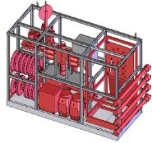 Wellhead Wireline Pressure Control Equipment