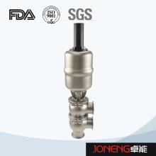 Vanne de changement de débit sanitaire en acier inoxydable (JN-FDV1005)
