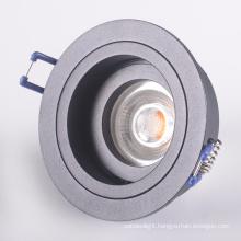 35W/50W/3W/5W/6W ip65 bathroom anti glare led cob recessed down light