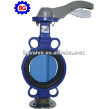 Wafer Type butterfly valve EPDM Lining