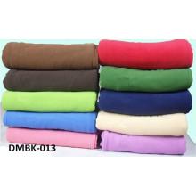 Customized 100% Polyester Polar Fleece Blanket