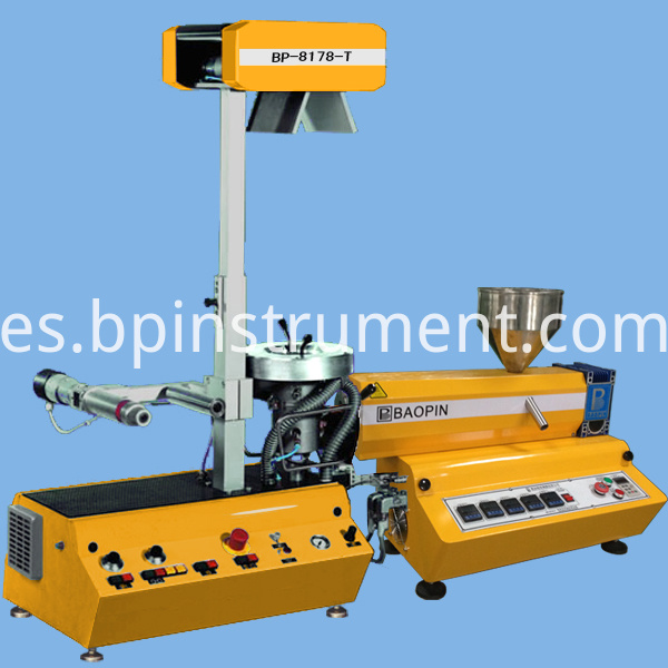 Bench Top Small Film Blowing Machine