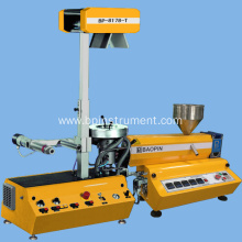 Benchtop small lab film blowing machine