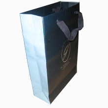 Shopping Paper Bag with Tape Handle