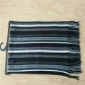 Latest fashion men stripe scarves